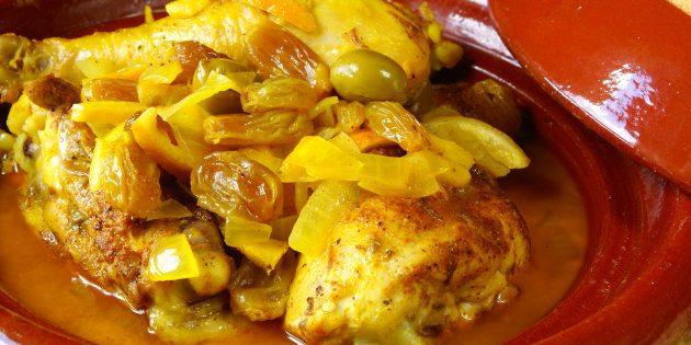 Вкусные индийские рецепты с курицей и их секреты